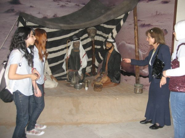 الخيمة التراثية