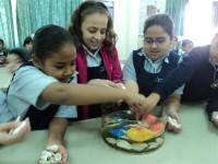 بيئة مائية من نشاط الطلبة