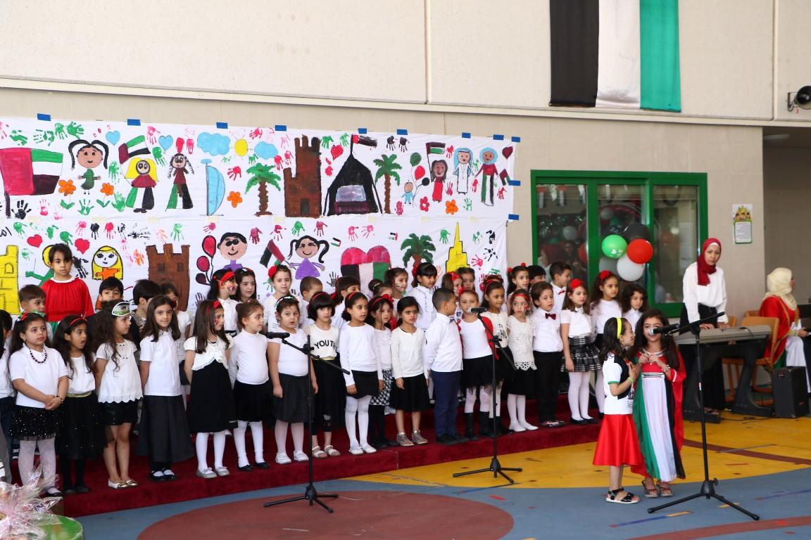 بدء الاحتفالات بالعيد الوطني